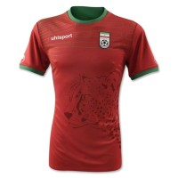 Jersey Iran Away World Cup 2014