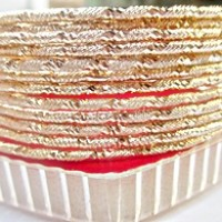 Gelang Kroncong Gold Pahat isi 12