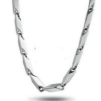 Kalung Pria Titanium 316L Stainless Steel