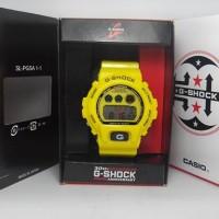 Casio G-Shock DW-6900 kuning