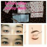 Dk big eyes/Silotip mata ajaib. Dol eyes/ made in korea/lem kelopak mata