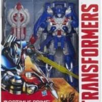 TRANSFORMERS 4 - LEADER CLASS OPTIMUS PRIME