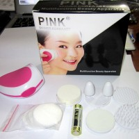 PINK / SKINNER BEAUTY SET