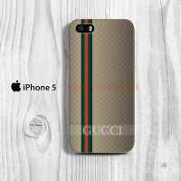Gucci iPhone 5 Custom Hard Case
