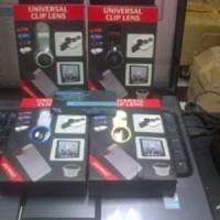 Jual fish eye universal clip 3 in 1 Murah