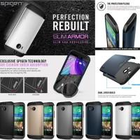 Jual Spigen Slim Armor Case HTC One M8