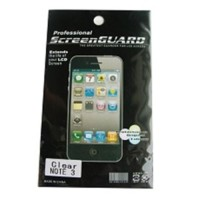 LCD Screen Guard Samsung Note 3