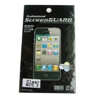 LCD Screen Guard Samsung Note 2