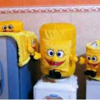 GMKT Karakter Sponge Bob Warna Kuning