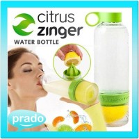 Citrus ZINGER Juicer water bottle