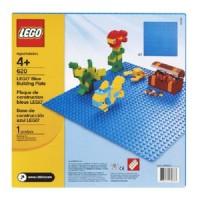 LEGO # 620 BASIC_BLUE BUILDING PLATE 32 X 32