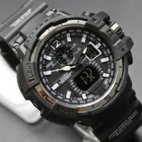 G-Shock GWA-1100 Hitam  Kw Super