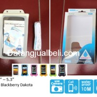 dicapac wp c2 anti air waterproof underwater case handphone samsung note blackberry iphone buatan korea