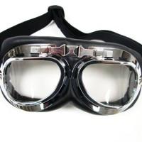 Kacamata Goggle goggles retro vintage buat biker motor harley vespa