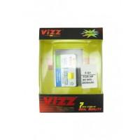 F-S1 2800mAh Battery/Baterai Blackberry (BB) Vizz Double Power FS1 2800mAh (Torch 9800 / Torch 9810)