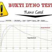 Penghemat BBM Sepeda Motor Nano Card