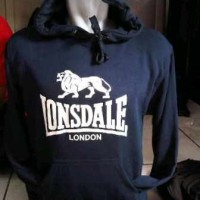Sweater Hoodie Tinju LONSDALE