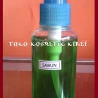 SABUN WAJAH GREEN TEA/HIJAU KEMASAN 100ML (BOTOL P