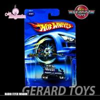 Radio Flyer Wagon - Blue Card - Hot Wheels - MOC