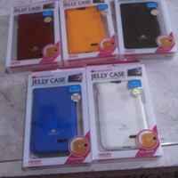 jelly case pearl mercury LG L70 Dual
