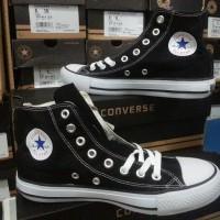 Sepatu Converse All Star Chuck Taylor Black High