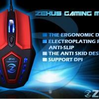 LT176 - Wired Gaming Mouse Original Brand ZT V9 2400 DPI 6D