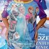 Baju kaos anak karakter frozen