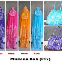 Mukena Bali Chera