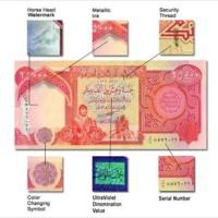 Dinar Iraq Pecahan 25000 IQD