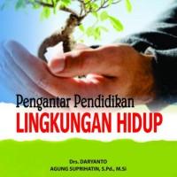 Pengantar Pendidikan Lingkungan Hidup