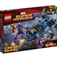 LEGO 76022 : X MEN VS SENTINEL