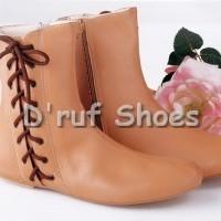 Sepatu Boot Korea Wanita Lucu - Marwa Boots BERKUALITAS