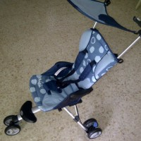 Stroller Cocolatte isport kereta bayi free tas