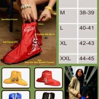 FUNCOVER, rain cover shoes / jas hujan sepatu