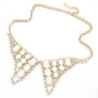 A22123 white | Kalung import gaya korea koleksi ichika shop