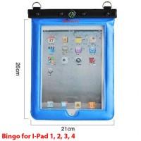 Jual Pasangan Tongsis - Waterproof Case BINGO for Tablet 10