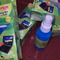 Pembersih laptop komputer (SUPER CLEANING KIT)