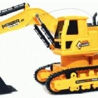 R/C Excavator Heavy Machine atau Beko