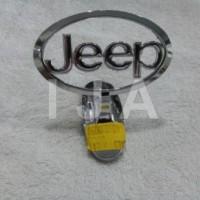 Emblem Cap Machine - Jeep