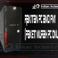 Rakitan PC Only A68N-5000 CPU onboard Quad Core