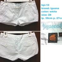 hpi-10 Hotpants Iguana Color White