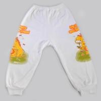 Celana Panjang Bayi Buka Kaki Abby Baby Size XL Putih