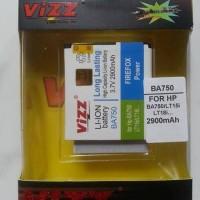 Sony BA750 2900mAh Battery / Baterai Vizz Double Power Sony Ericsson Xperia Arc LT15i / Arc S LT18i / X12
