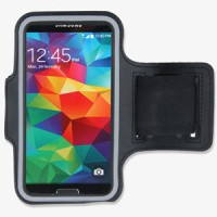 ARMBAND SPORT UNIVERSAL S3/S4/S5/LENOVO/ANDROMAX/OTHERS PHONE DUAL FIT WITH KEYHOLE AND EARPHONE HOLE TWO SIDE