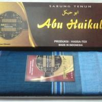 Sarung Abu Haikal