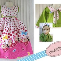 Baju Muslim Anak - MD - 157 - S