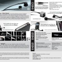 EARPHONE THE KUBE 2.0