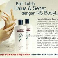 Nouvelle Sillhoutte Hand Body Lotion (Paket 3 pcs)