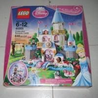 Lego Disney Princess Cinderella Romantic Castle 41055. Segel BNIB