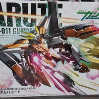 HG 1/144 Gundam 00 High Grade GN-011 Gundam Harute (BANDAI)